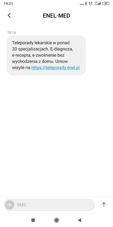 sms marketingowy
