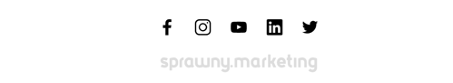 miniatury social mediów na stronie www